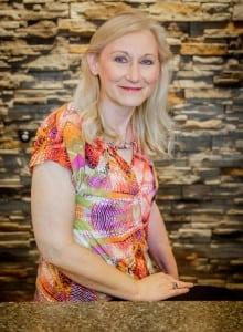 Carol Reeves, Office Administrator