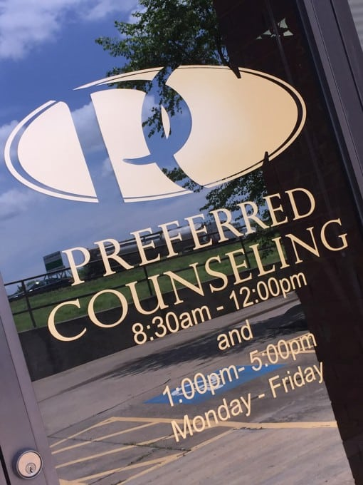 Preferred Counseling Front Door
