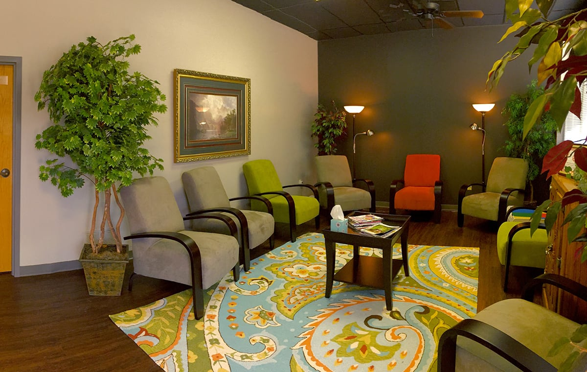 Preferred Counseling Waiting Area