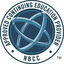 Approved Continuing Education Provider by the National Board for Certified Counselors (NBCC)
